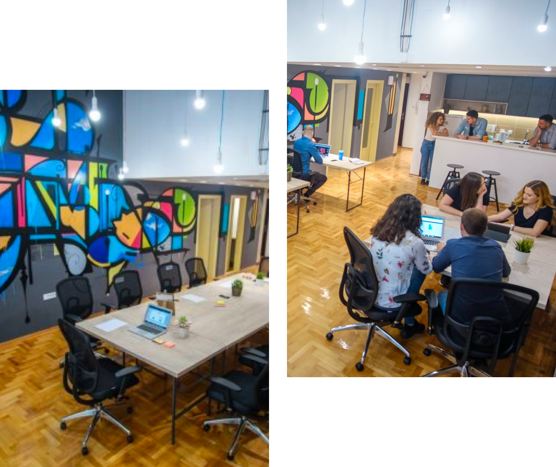 No limit hub coworking prostor u Nišu