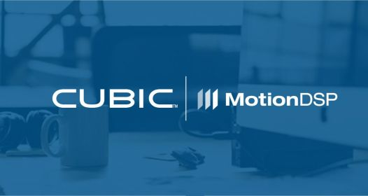 Cover slika niške IT firme Cubic - MotionDSP