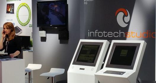 Cover slika niške IT firme Infotech Studio