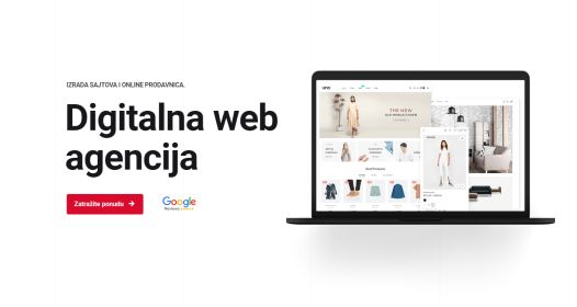 Cover slika niške IT firme Mdesign Web