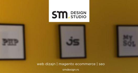 Cover slika niške IT firme SMDesign Studio