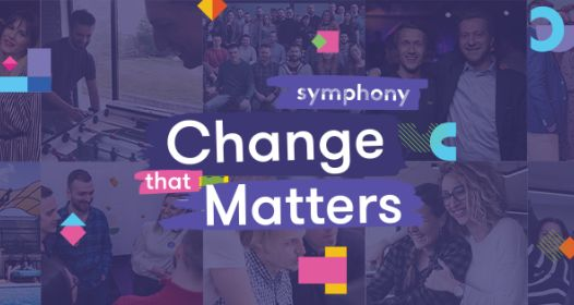 Cover slika niške IT firme Symphony