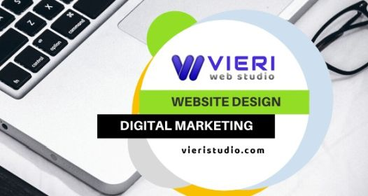 Cover slika niške IT firme Vieri Web Studio