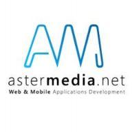 Logo niške IT firme Aster Media Net