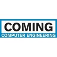 Logo niške IT firme COMING-COMPUTER ENGINEERING
