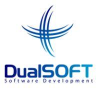 Logo niške IT firme Dual Soft