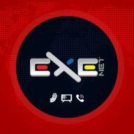 Logo niške IT firme Exe Net